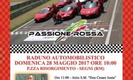 Raduno delle Ferrari a Segni e concorso per gli studenti: presente il pilota Fabio Barone