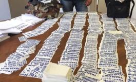 Roma, Monteverde, la Polizia Locale opera un maxi sequestro di adesivi pubblicitari abusivi