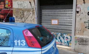 Roma. Frutta di giorno, droga di notte: Minimarket chiuso dalla Polizia di Stato