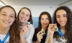 3T Frascati Sporting Village, tripla medaglia di bronzo ai campionati regionali di salvamento