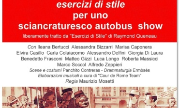 """Colleferro, casting spettacolo """"Collolungo"""", tratto da """"Esercizi di stile"""" di Queneau"""