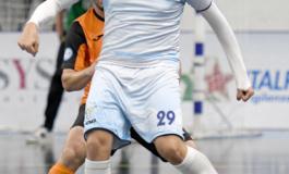 S.S Lazio calcio a 5, Tiziano Chilelli: il rinnovo per rilanciarsi