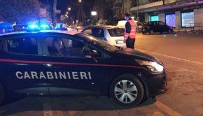 Cassino, ingoia stupefacenti alla vista dei carabinieri: segnalato