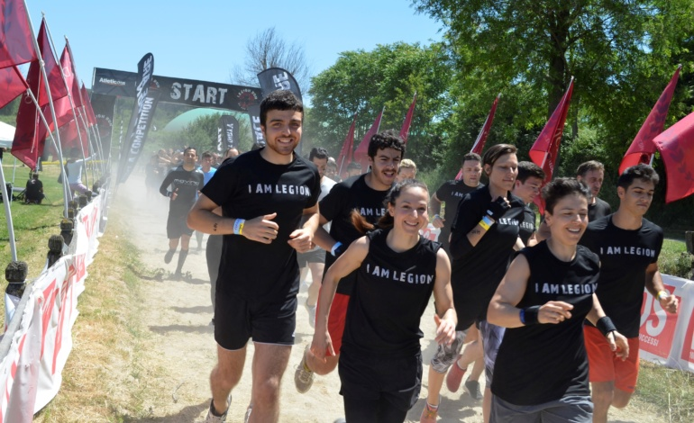 Legion Run 2017 a Roma: quando l'unione fa la forza (FOTO)