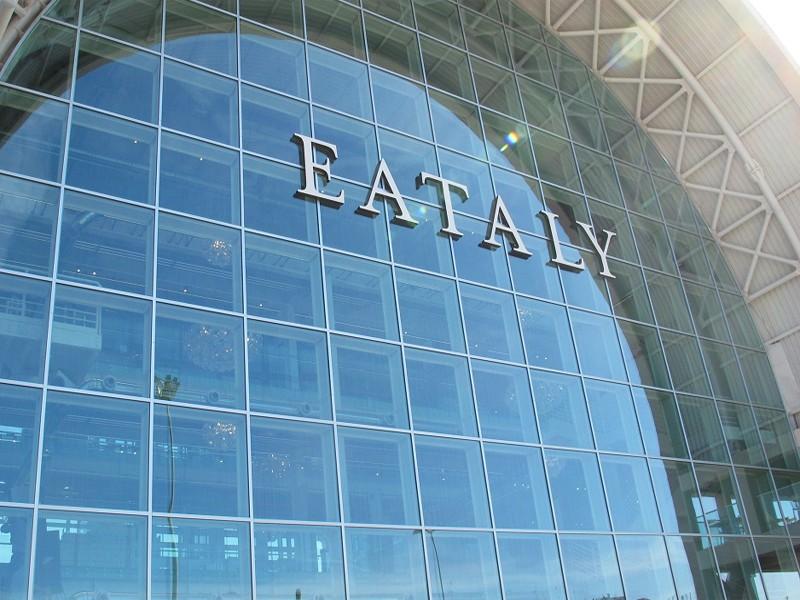 Eataly, lavoro e assunzioni in Italia per 64 posti