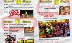 Colleferro, festa di quartiere piazza Mazzini 2017: il programma
