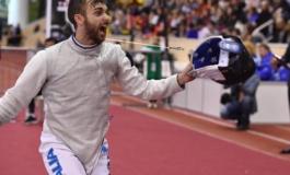 Frascati Scherma, Garozzo super: primo trionfo in Coppa del Mondo a San Pietroburgo