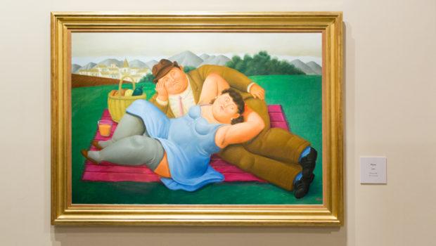 Mostra Botero a Roma: al Vittoriano la sensualità della forma e del ...
