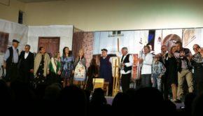 """Sora, la compagnia teatrale Riccardo Gulia porta in scena lo spettacolo """"Canceglie è ne presebbe che se move"""""""