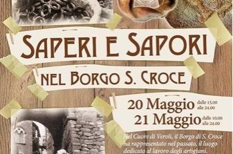"""Veroli, secondo appuntamento con """"Saperi e Sapori nel Borgo"""""""