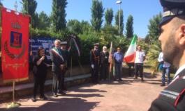 Fiumicino, Isola Sacra: il ricordo di Falcone e Borsellino nel 25° anniversario della strage di Capaci