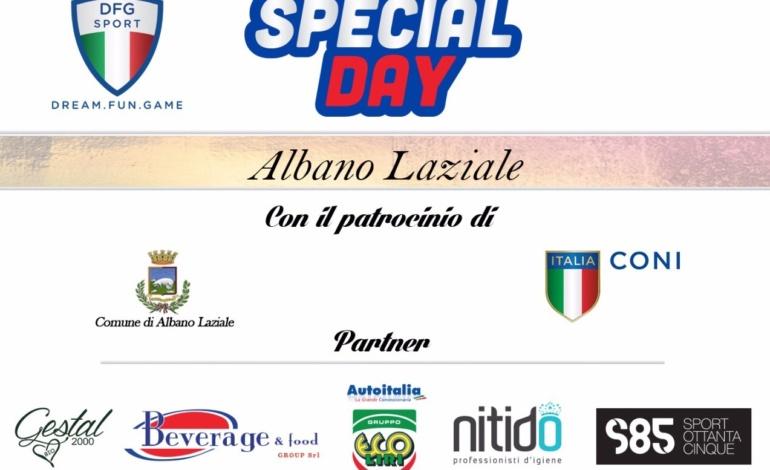 Albano Laziale: il 20 maggio lo Special Sport Day fa tappa in città