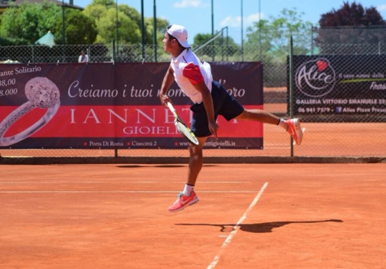 Tc New Country Club, completate le qualificazioni: via al tabellone principale del Future