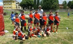 Ldm Colleferro Rugby 1965, l'Under 10 vince il raggruppamento casalingo e poi si sposta ad Anagni