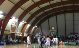 Palestrina, un cuore grande così: è semifinale play-off grazie al 72-64 inflitto a Matera