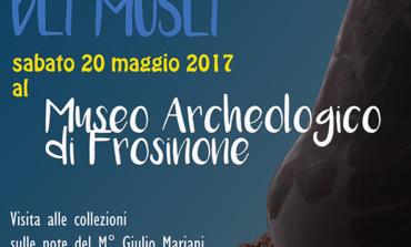 Frosinone, il Museo archeologico partecipa alla Notte dei Musei