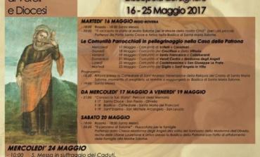 Veroli, i solenni festeggiamenti per la Patrona Santa Maria Salome