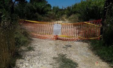 Sequestrata discarica abusiva a Muratella: roghi tossici di notte (FOTO)