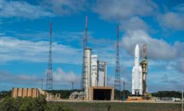Ariane 5, 80esimo volo consecutivo di successo. 3 lanci in meno di due mesi: in orbita due satelliti