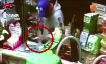 Alessandrino, arrestato rapinatore di farmacie e supermercati: è un 38enne romano (FOTO e VIDEO)