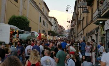 Week-end di Food Fest a Marino: tanti i visitatori accorsi da tutto il Lazio
