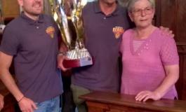 Basket Veroli in festa: premiata la squadra e tutto lo staff