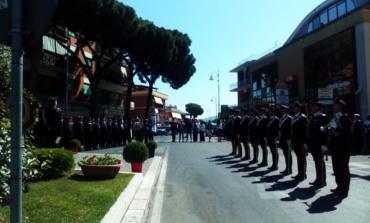 Marino. A Santa Maria delle Mole la cerimonia di commemorazione del Vice Brigadiere Sciotti nel 15° anniversario della scomparsa