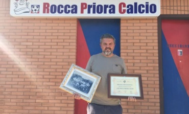 """Rocca Priora calcio premiata per i 50 anni. Domani gran finale della """"Castelli Cup"""""""