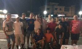 3T Frascati Sporting Village (pallanuoto): l'Under 20 di coach Piccioni è vice campione regionale