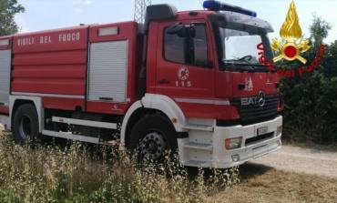 Incendio Monte Fiore: fiamme nella notte a Rocca Priora e nei Castelli Romani
