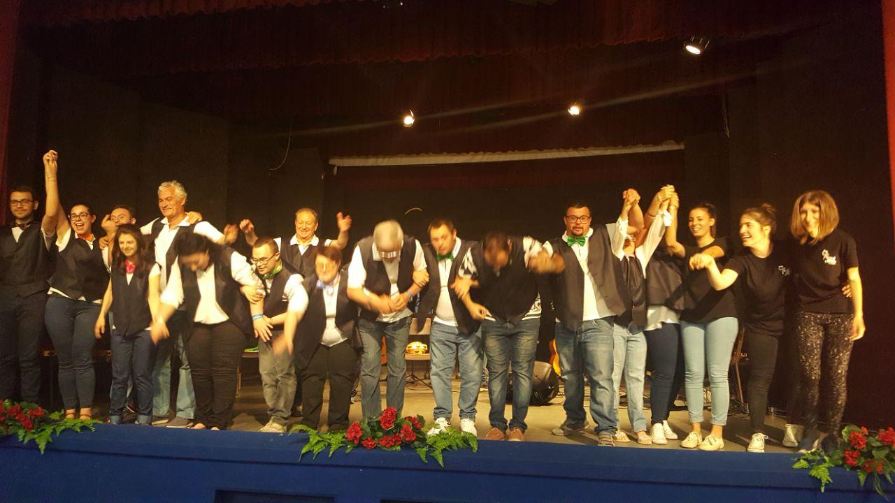 #NotBa(n)d, successo per il concerto all'Immacolata di Colleferro organizzato dall'associazione Crescendo Insieme (FOTO)