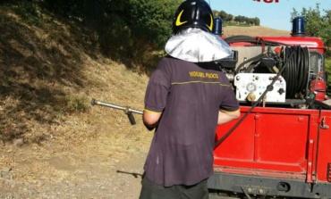 Molti incendi in provincia di Roma: vigili del fuoco ancora al lavoro