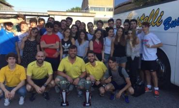 Frascati: la Scherma è sempre tricolore! Vinti due titoli di Campioni D'Italia Giovani a squadre miste