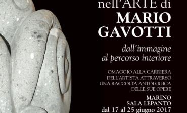 Marino, il viaggio nell'arte di Mario Gavotti: inaugurazione sabato 17 giugno