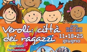 Veroli, a Giugno tornano le domeniche con la Città dei Ragazzi