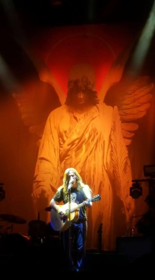 Trent'anni di musica: è partito ieri all'Ippodromo delle Capannelle il tour degli Afterhours (FOTO)