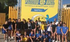 """3T Frascati Sporting Village, Tagliaferri: """"Allo Yellow Ball esperienza fantastica"""""""