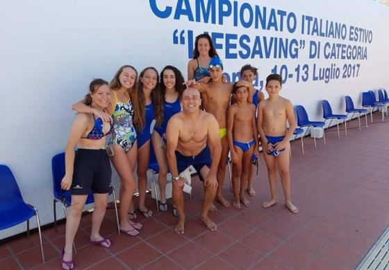 """3T Frascati Sporting Village (salvamento), Paolantoni: """"I campionati italiani? Grande esperienza"""""""
