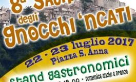 Sagra degli Gnocchi 'ncati di Ciciliano 2017: fine settimana all'insegna della pizzica e dell'enogastronomia