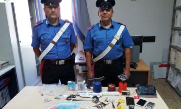 Frosinone, Ferentino e Boville Ernica. Furto, reati contro il patrimonio e spaccio: le operazioni dei Carabinieri