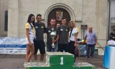 Team Coratti, prima vittoria stagionale. A Sant'Onofrio (TE) Favaro e Prata siglano una splendida doppietta