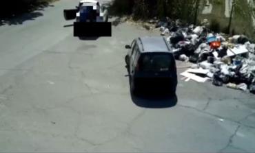 """Fiumicino, rifiuti abbandonati, Montino: """"Rabbia per gesti che deturpano il territorio. Proseguiranno controlli serrati e multe"""" (VIDEO)"""