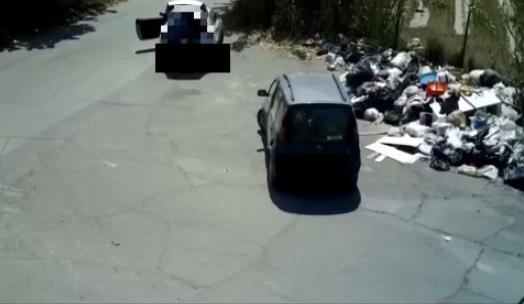 Roma, installate videocamere di controllo per l'abbandono dei rifiuti: individuati e sanzionati i primi responsabili