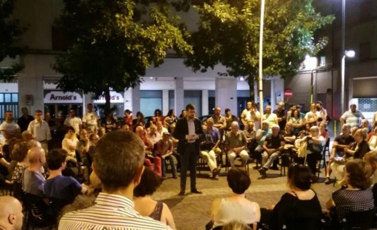Colleferro, prima Assemblea Permanente in Piazza Italia per il NO al Revamping: tanti cittadini presenti, l'attenzione rimane alta