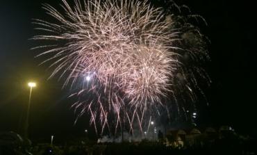 Valmontone, si conclude il Magic Fire Festival 2017: le migliori foto dei fuochi d'artificio