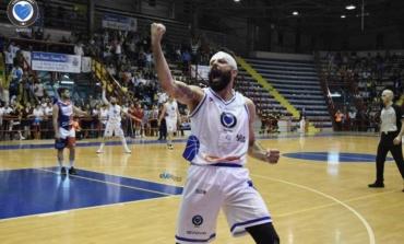 Basket Palestrina, Barsanti è il primo squillo
