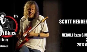 Veroli, mercoledì 2 agosto torna Liri Blues con Scott Henderson
