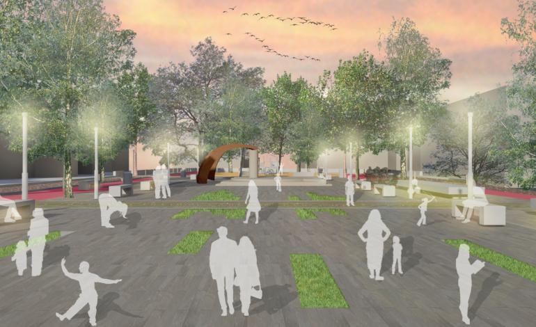 Pomezia. Al via la riqualificazione del giardino pubblico di Piazza Italia. La Giunta delibera il progetto