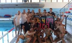 3T Frascati Sporting Village, fantastica Serie C maschile: è promozione