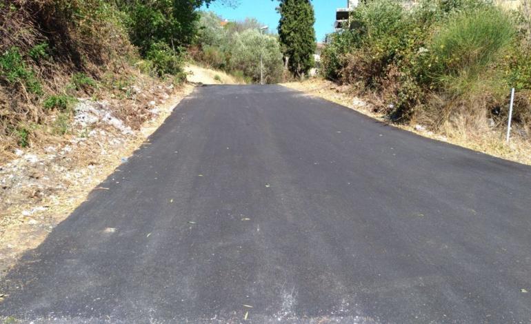 Tivoli, viabilità: completati i lavori per la strada di collegamento tra Via Dea Bona e Via Rosario Romeo
